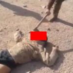 【閲覧注意】斧で人間の頭をカチ割る映像がマジでトラウマ。。。(動画)