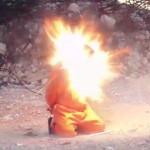 【閲覧注意・ISIS処刑】とんでもない処刑方法を試みる。。。(動画)
