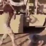 【残酷】イラク治安部隊の拷問方法、、あまりにも酷すぎる。(動画)