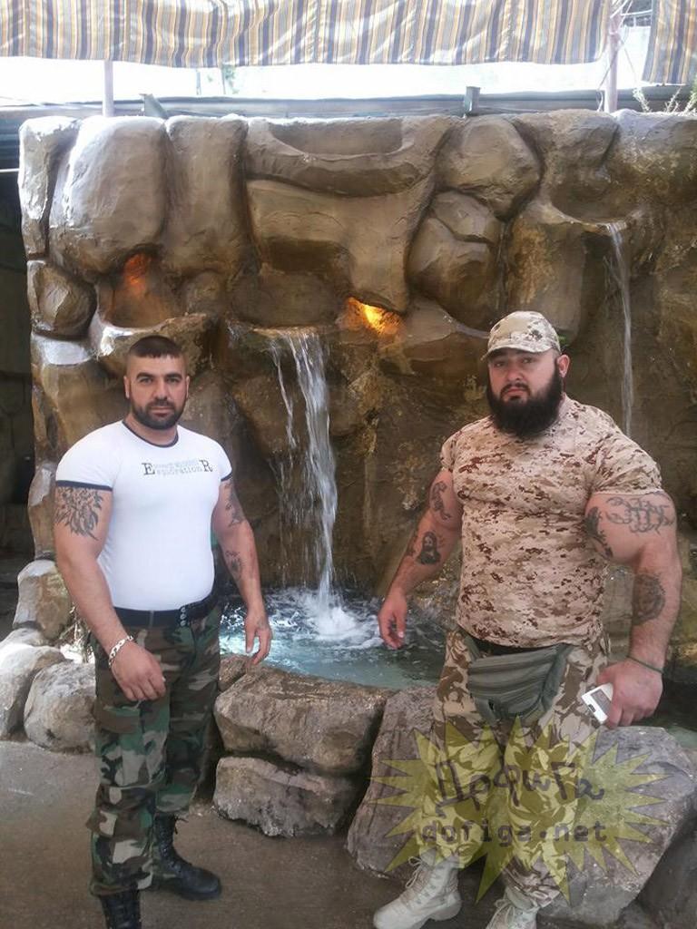 【最強】シリアのバケモノ兵士。コイツと遭遇したら100パー死ぬ(画像)・10枚目