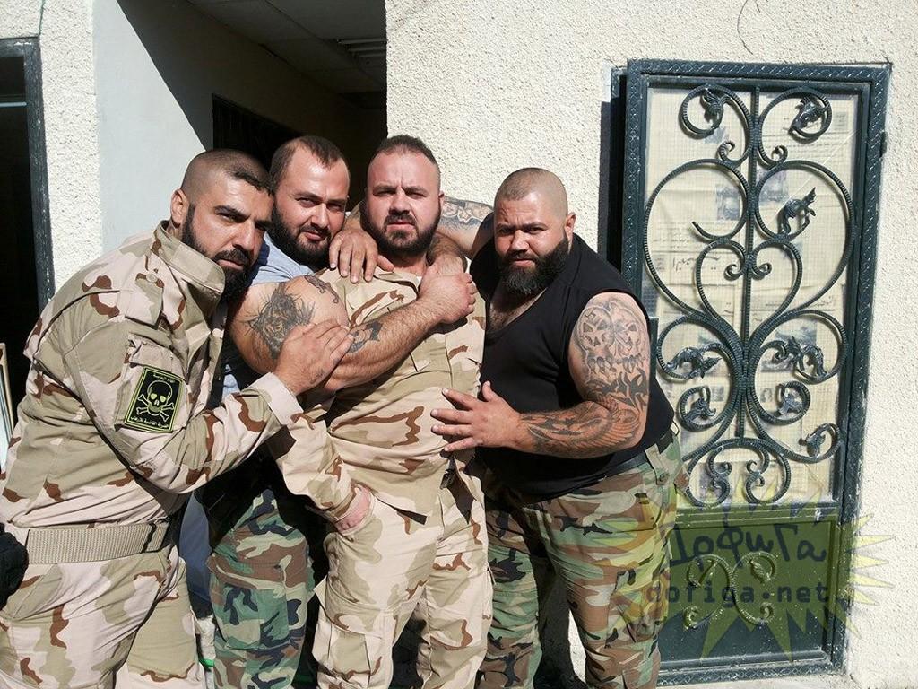 【最強】シリアのバケモノ兵士。コイツと遭遇したら100パー死ぬ(画像)・11枚目