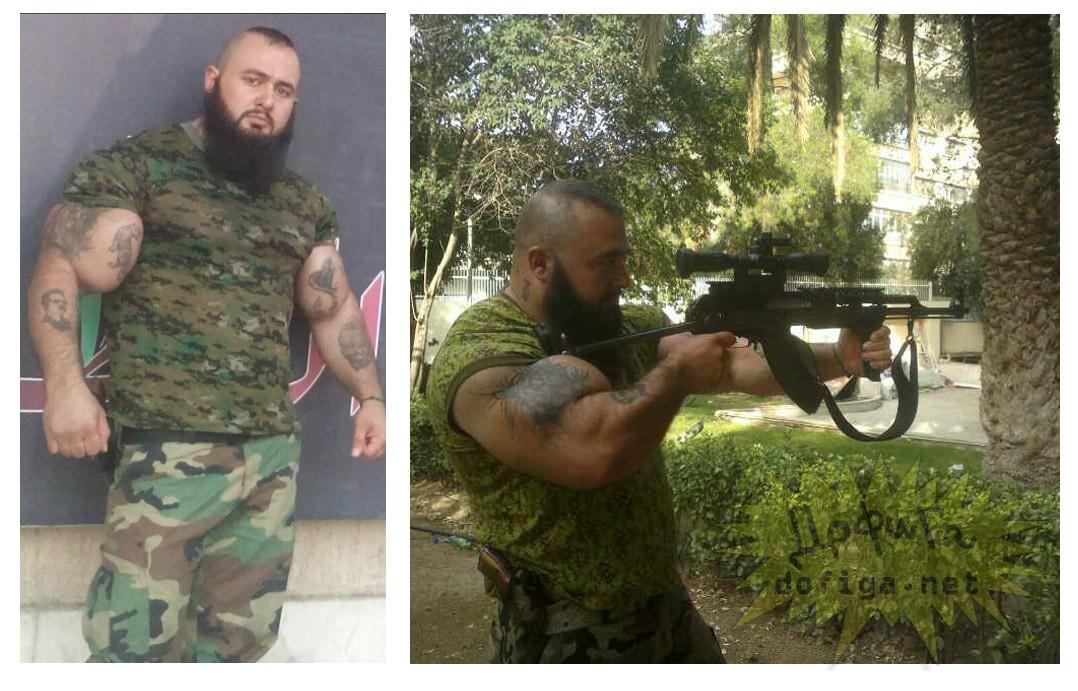 【最強】シリアのバケモノ兵士。コイツと遭遇したら100パー死ぬ(画像)・12枚目