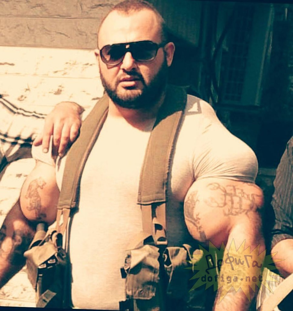 【最強】シリアのバケモノ兵士。コイツと遭遇したら100パー死ぬ(画像)・14枚目