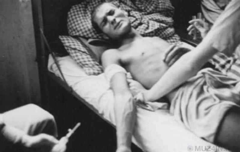 【恐怖】ナチスの強制収容所で行われていた人体実験。(画像あり)・3枚目