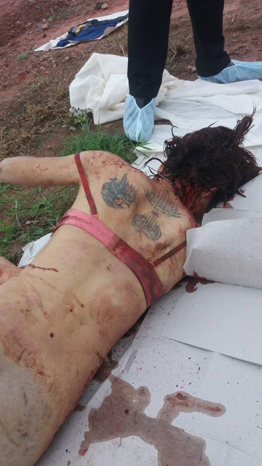 【閲覧注意】ギャングにレイプされまくった女性の末路。(画像)・4枚目