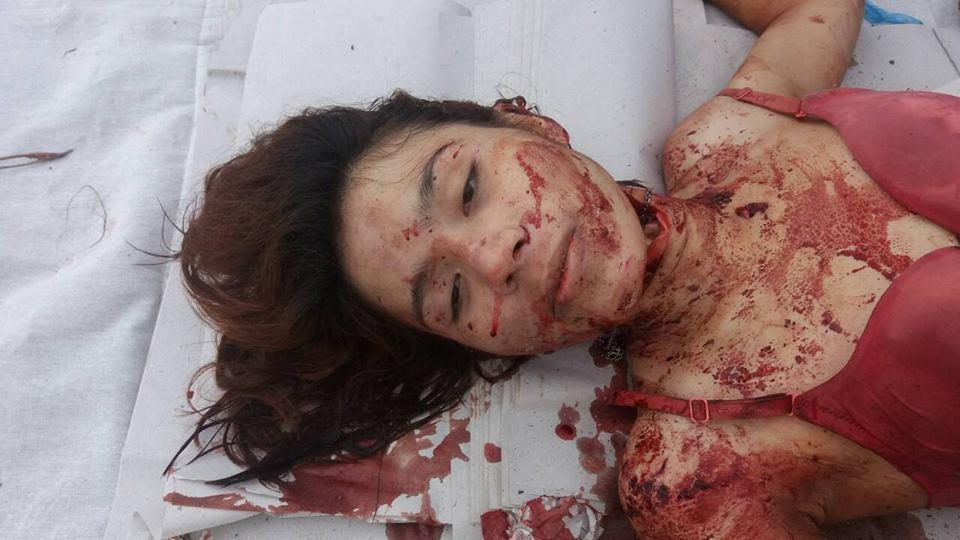 【閲覧注意】ギャングにレイプされまくった女性の末路。(画像)・6枚目