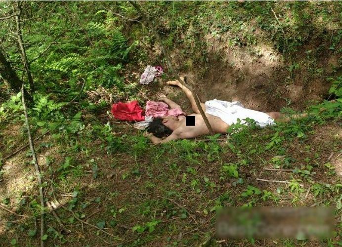 【閲覧注意】16歳の女性がレイプされ捨てられる。(画像)・3枚目