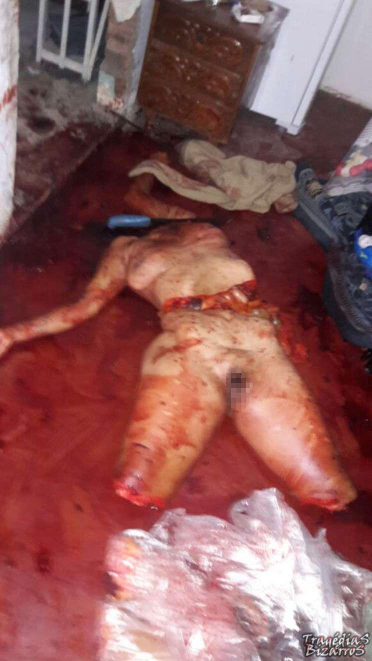 【超閲覧注意】生々しいバラバラ殺人の現場画像ってみた事ある?(画像)・3枚目