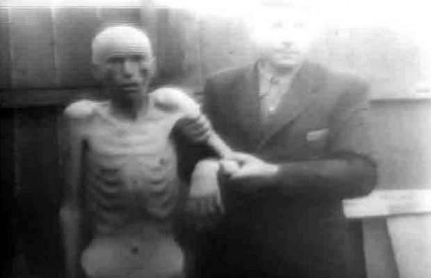 【閲覧注意】ナチス・ドイツ時代の「強制収容所」の様子がまさに地獄・・・(画像)・3枚目