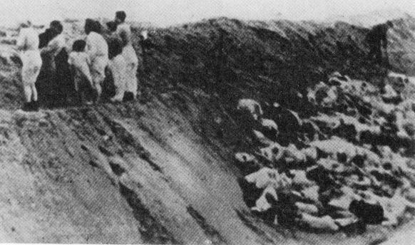 【閲覧注意】ナチス・ドイツ時代の「強制収容所」の様子がまさに地獄・・・(画像)・9枚目
