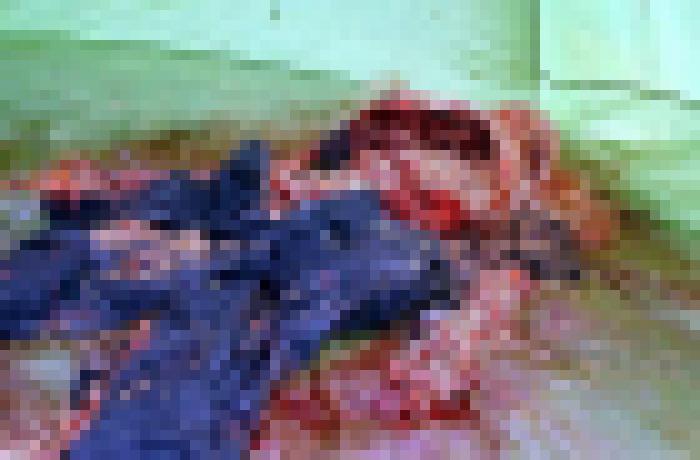 【超!閲覧注意】テントの中で発見された遺体が直視できないほど朽ちててた件・・(画像)・2枚目