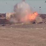 【閲覧注意】10人の兵士、、、一瞬で木っ端微塵。(動画)