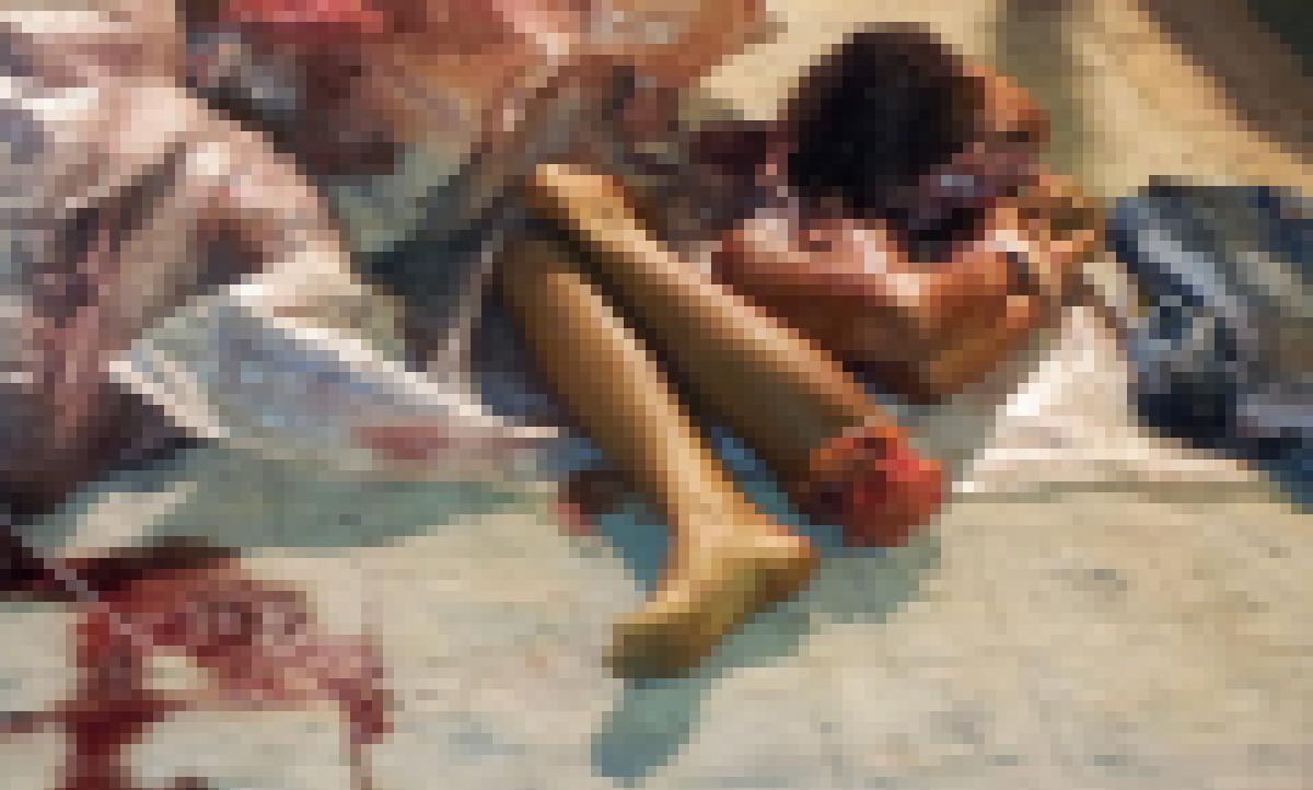 【閲覧注意】袋詰めされた女性2人のバラバラ遺体がグロ杉て泣いた。(画像)・2枚目