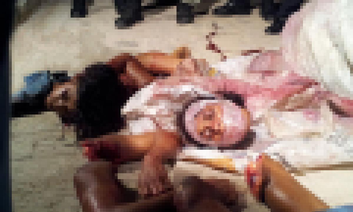 【閲覧注意】袋詰めされた女性2人のバラバラ遺体がグロ杉て泣いた。(画像)・3枚目