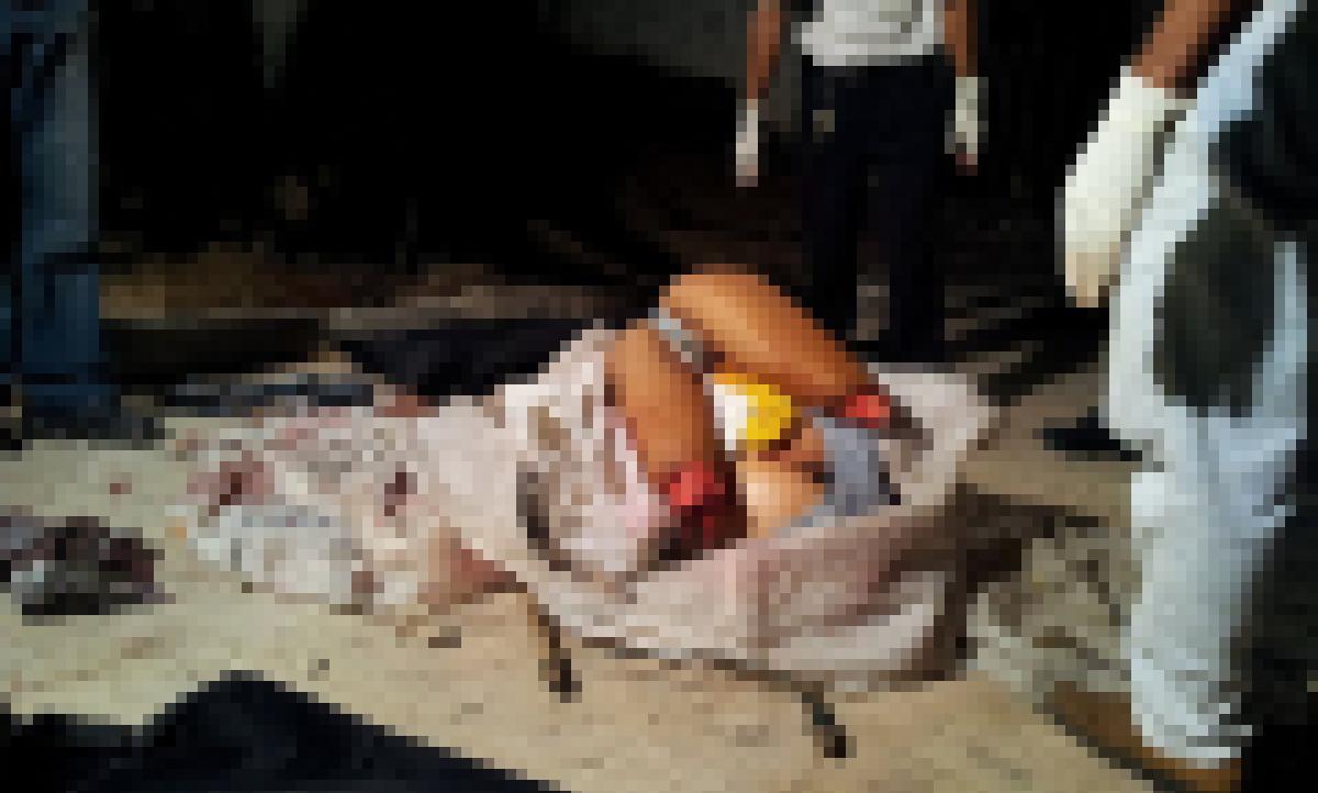 【閲覧注意】袋詰めされた女性2人のバラバラ遺体がグロ杉て泣いた。(画像)・4枚目