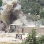 【遠隔爆破】爆弾を仕込み遠くから撮影して爆破するISISの姑息な戦略映像がコチラ。(動画)