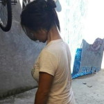 【閲覧注意】首吊り自殺をした女性がエロい格好で発見される。(画像)