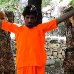 【閲覧注意】ISISがまた新しい処刑を思いつく。。両手を・・・(動画)