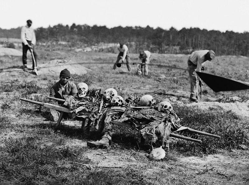 【閲覧注意】「南北戦争」で撮影された捕虜の写真、ISISよりヒドイ・・・(画像)・11枚目