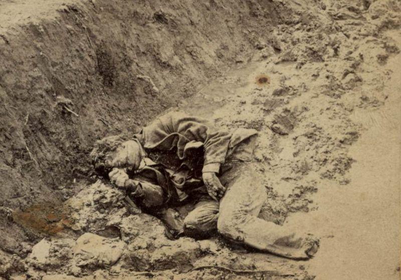 【閲覧注意】「南北戦争」で撮影された捕虜の写真、ISISよりヒドイ・・・(画像)・12枚目