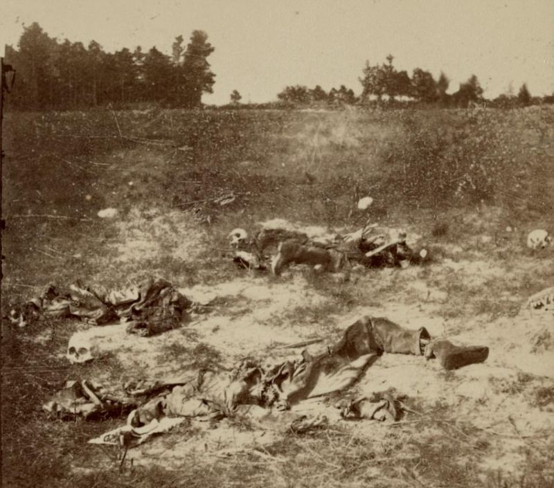 【閲覧注意】「南北戦争」で撮影された捕虜の写真、ISISよりヒドイ・・・(画像)・17枚目