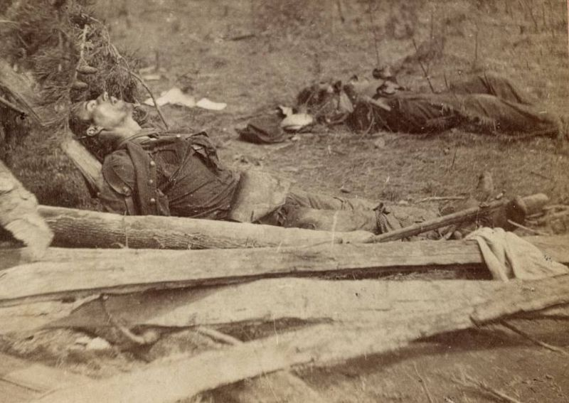 【閲覧注意】「南北戦争」で撮影された捕虜の写真、ISISよりヒドイ・・・(画像)・18枚目