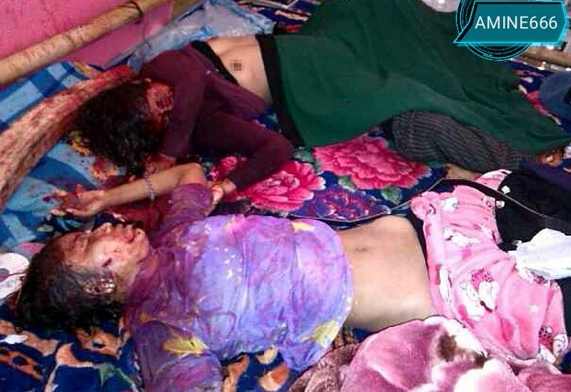 【閲覧注意】レイプされ殺害された2人の女教師が無残な姿で発見される。(画像)・1枚目