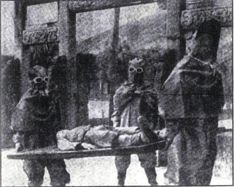 【閲覧注意】第二次世界大戦で行われた「731部隊」の悪行。(画像)・3枚目