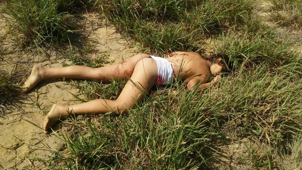【閲覧注意】18歳の少女がレイプされ殺害された状態で発見される。(画像)・3枚目