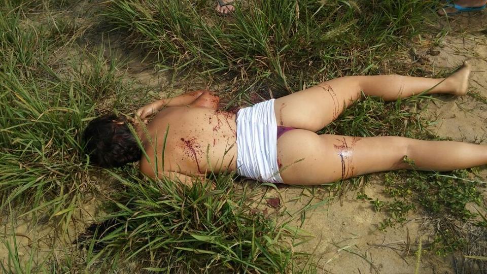 【閲覧注意】18歳の少女がレイプされ殺害された状態で発見される。(画像)・4枚目