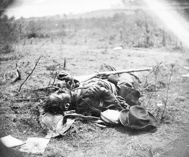 【閲覧注意】「南北戦争」で撮影された捕虜の写真、ISISよりヒドイ・・・(画像)・5枚目