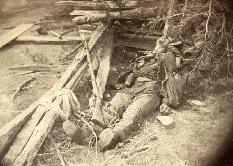 【閲覧注意】「南北戦争」で撮影された捕虜の写真、ISISよりヒドイ・・・(画像)・6枚目