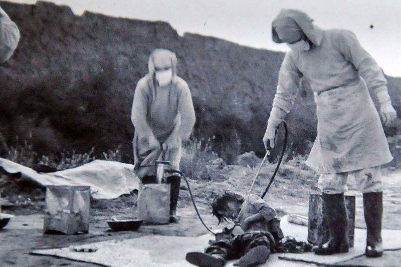 【閲覧注意】第二次世界大戦で行われた「731部隊」の悪行。(画像)・7枚目