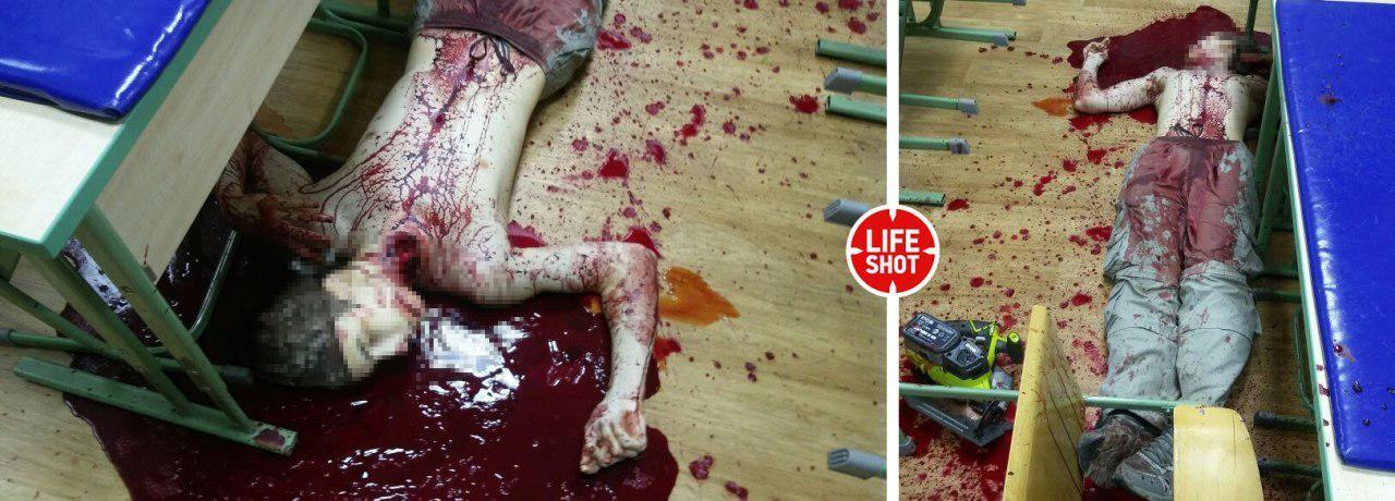 【閲覧注意】教師を殺害した大学生がアップした画像。常軌を逸してる・・・(画像)・8枚目