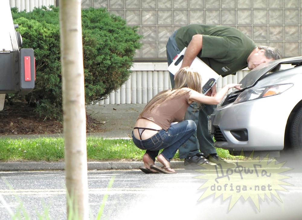 【衝撃】事故で死亡したセクシー美女の腕が・・・(動画)・8枚目