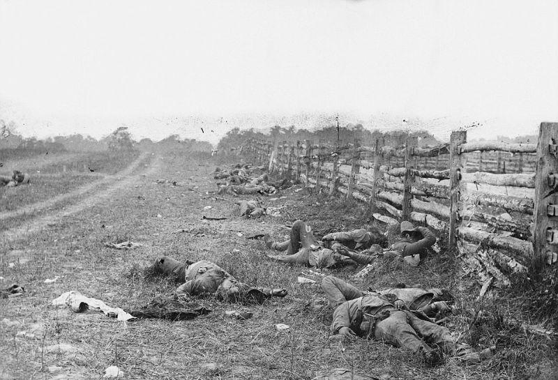 【閲覧注意】「南北戦争」で撮影された捕虜の写真、ISISよりヒドイ・・・(画像)・9枚目