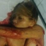 【閲覧注意】巨乳の女性がおっぱいをメッタ刺しされ殺害された事件現場。(画像)
