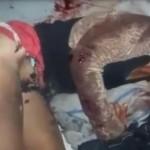 【閲覧注意】女だって殴り殺すギャング怖すぎる・・・(動画)