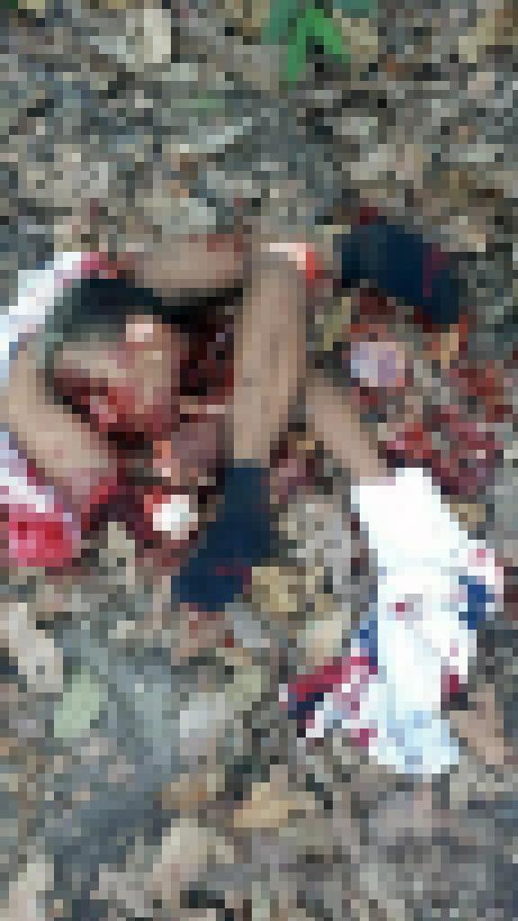 【超閲覧注意】ブラジルのギャング、残虐のフルコースを実行する・・・(画像)・1枚目
