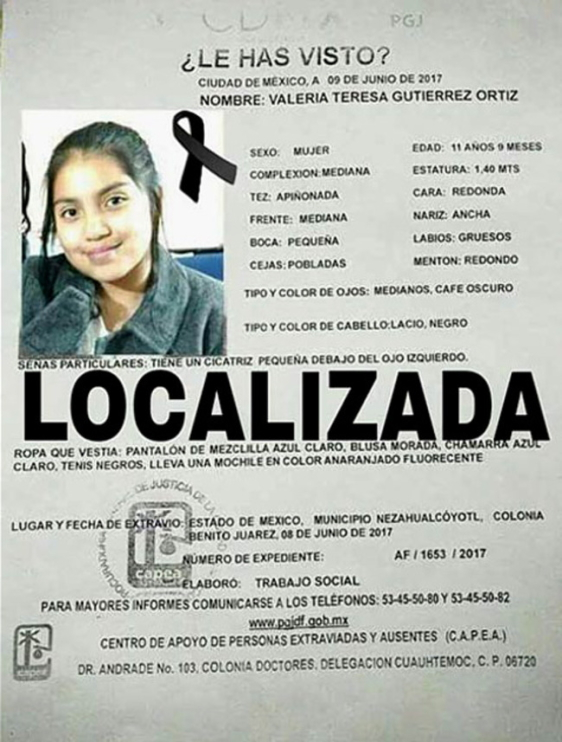 【閲覧注意】11歳の女の子、レイプされ遺体で発見される・・・(画像)・1枚目