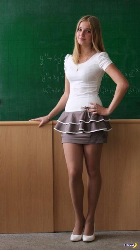 【画像】海外の女子学生がマジでエロすぎて授業に集中できない。。(画像85枚)・10枚目