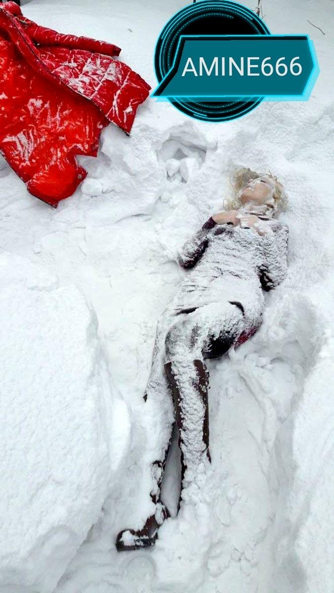 【閲覧注意】シベリアでカチカチになった女性の遺体が発見される。・2枚目
