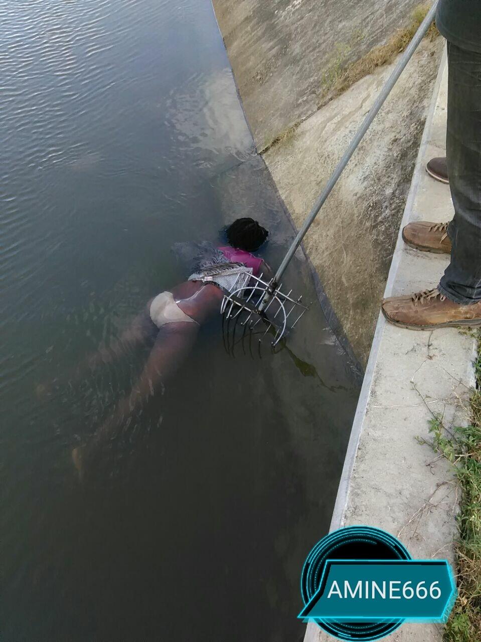 【閲覧注意】溺死した女性が淫らな格好で引き上げられる。。(画像)・2枚目