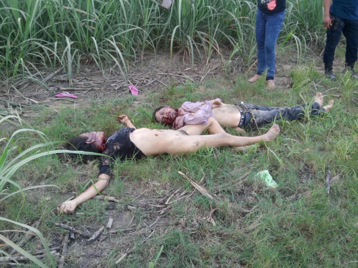 【閲覧注意】目の前で彼女をレイプされ殺害されたカップル・・・(画像)・2枚目