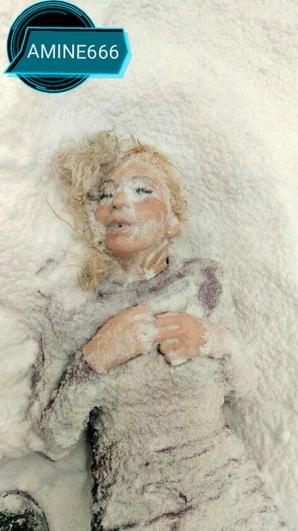 【閲覧注意】シベリアでカチカチになった女性の遺体が発見される。・3枚目