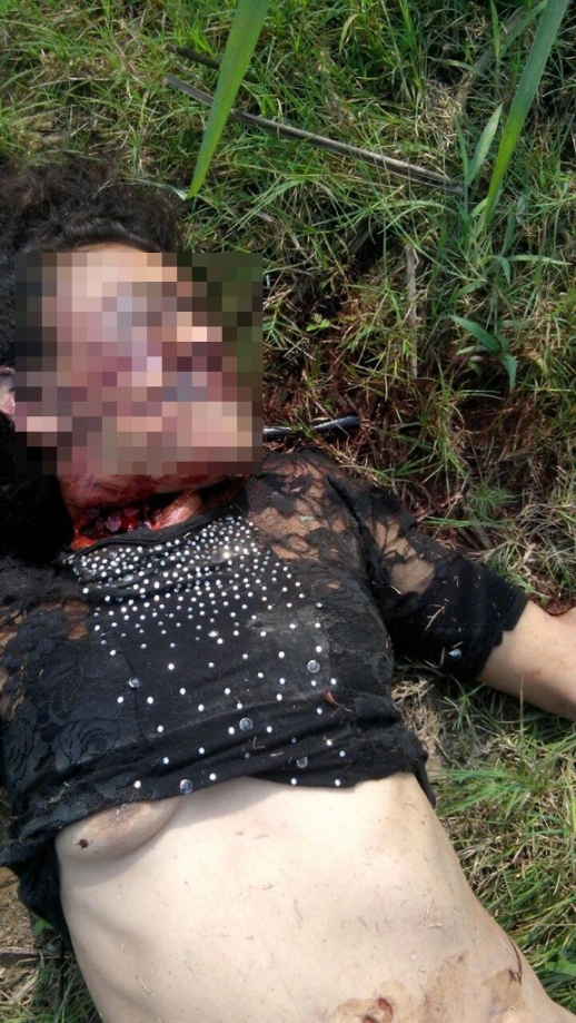 【閲覧注意】目の前で彼女をレイプされ殺害されたカップル・・・(画像)・3枚目