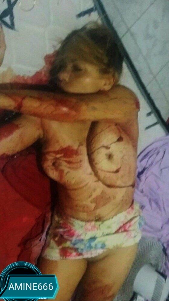 【閲覧注意】巨乳の女性がおっぱいをメッタ刺しされ殺害された事件現場。(画像)・4枚目