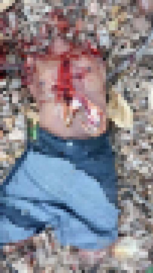 【超閲覧注意】ブラジルのギャング、残虐のフルコースを実行する・・・(画像)・5枚目