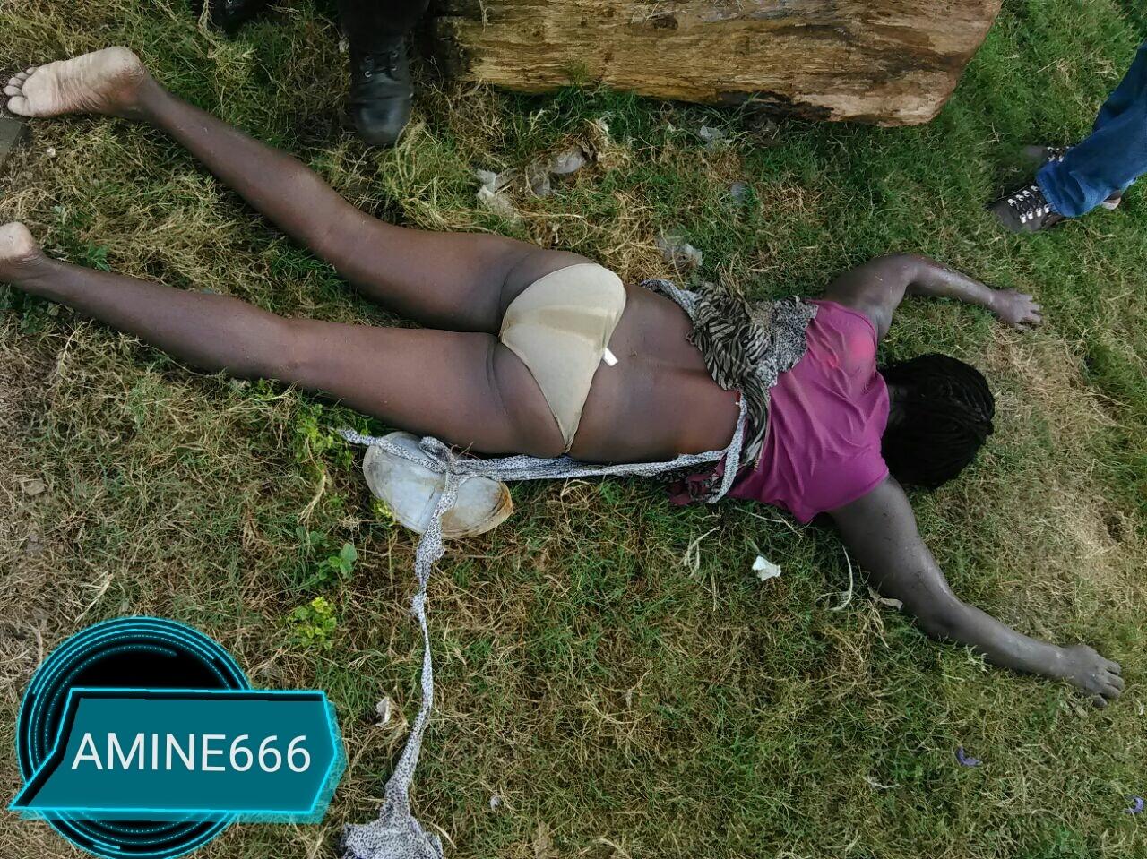 【閲覧注意】溺死した女性が淫らな格好で引き上げられる。。(画像)・7枚目