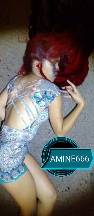 【閲覧注意】殺し屋に殺害された美女の遺体をご覧ください。。(画像)・1枚目